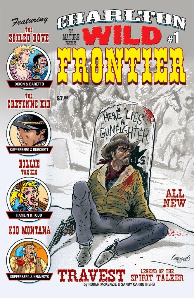 Charlton Wild Fontier #1