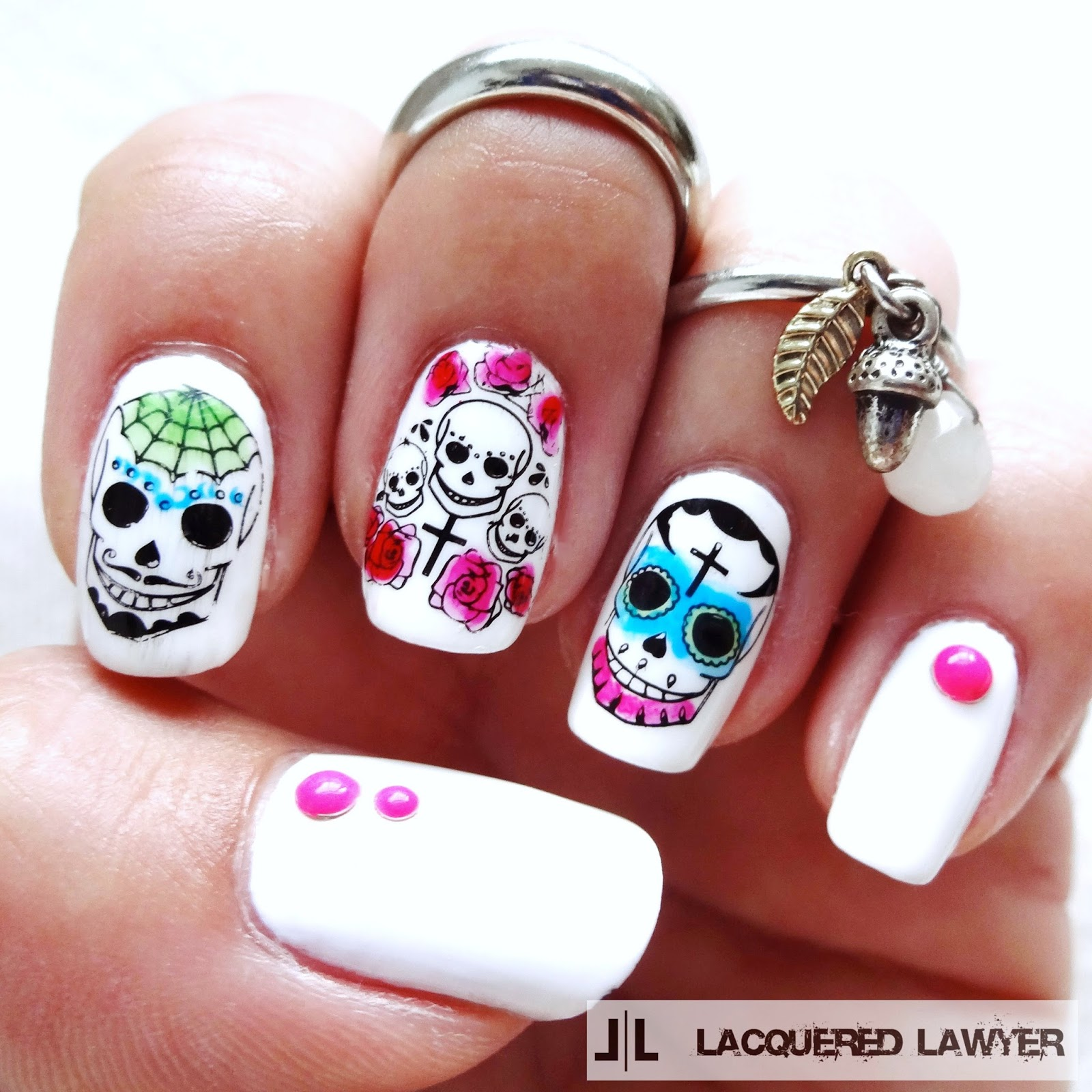 Lacquered Lawyer | Nail Art Blog: October 2014