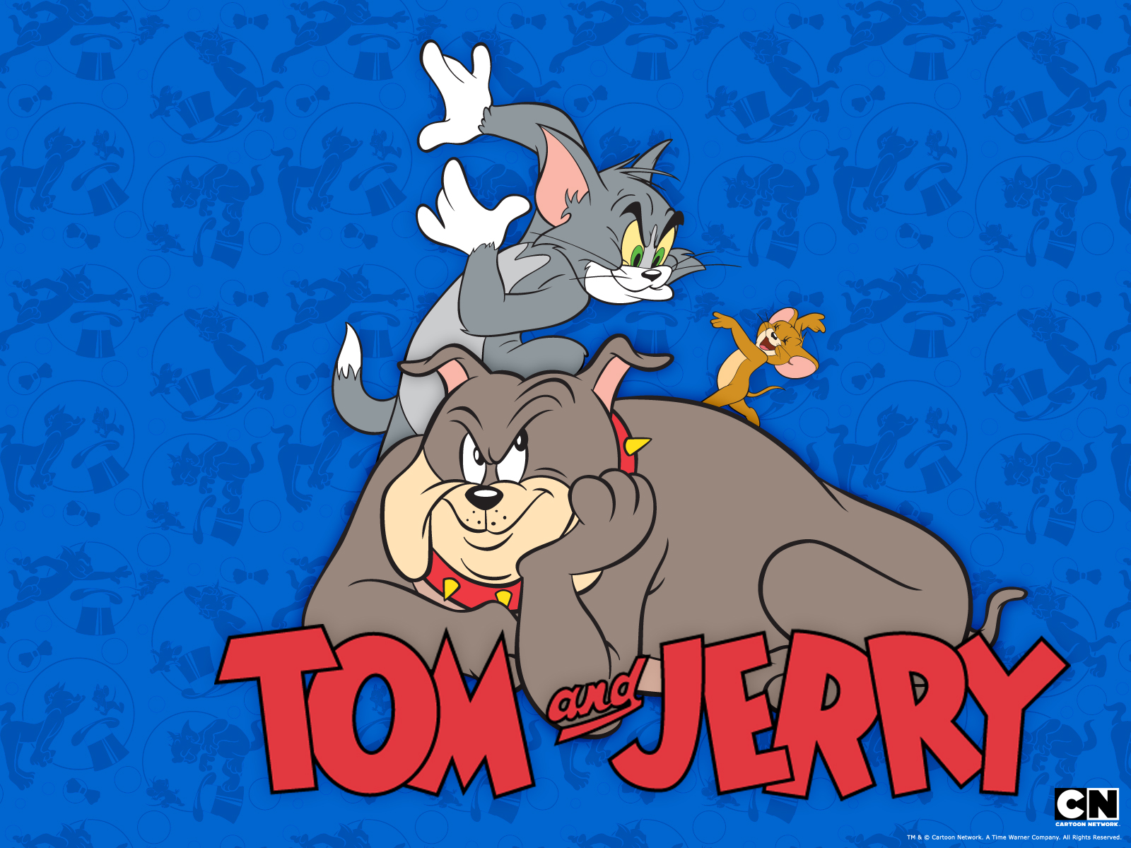 Tom and jerry cartoon wallpapers computer wallpaper free - Tom tom et jerry ...