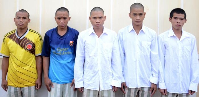 Gia Lai: Công an huyện Đức Cơ bắt giữ 5 đối tượng hiếp dâm trẻ em