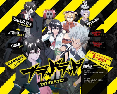 Blood Lad Episode 1 [Subtitle Indonesia]