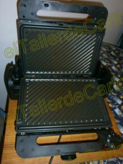 grill et plancha electrique