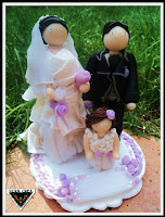 sposini top cake handmade nura crea