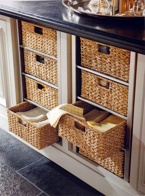 Gabinetes de bamb o madera para el ba o decorando for Gabinetes de bano en madera