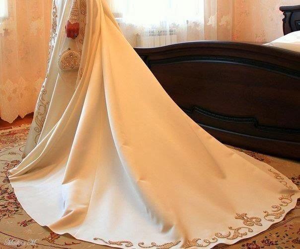 Национальные Чеченские Свадебные Платья