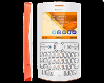 Gambar Nokia Asha 205 Dual SIM