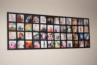 Reciclatex Cómo hacer un mural con fotos familiares