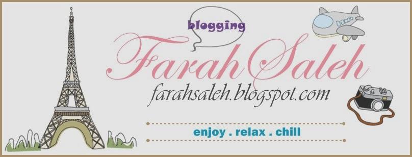 farah punyer blog