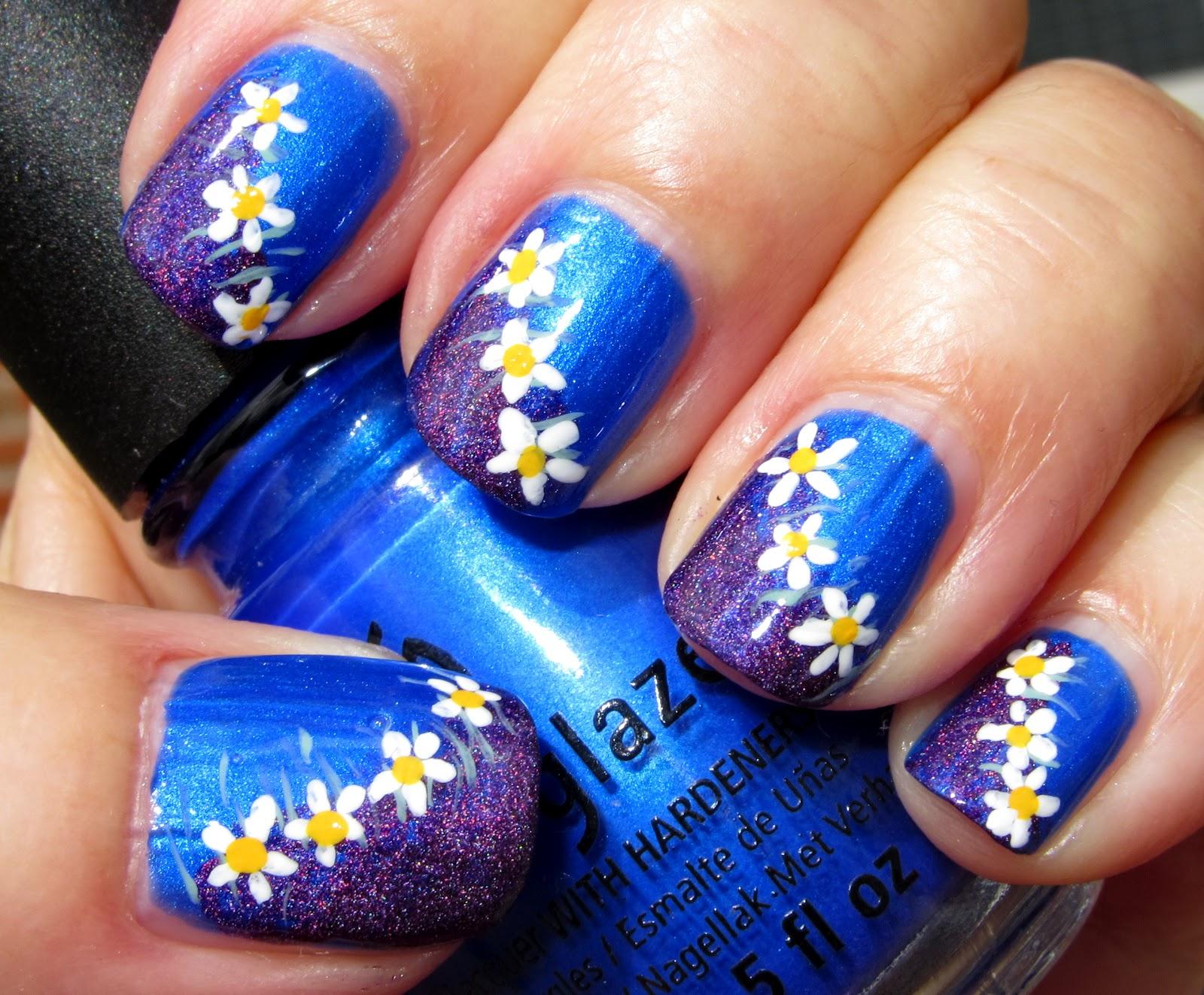 Crazy Nail Designs Colorful 2015 Best Nails Design Ideas