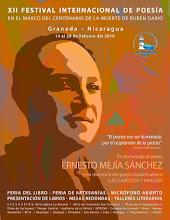 PARTICIPAÇÃO NO XII FESTIVAL INTERNACIONAL DE POESIA DE GRANADA/ 2016