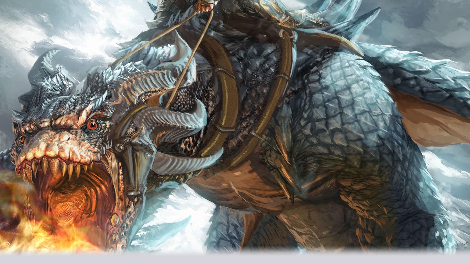 Dragon's Prophet стрим