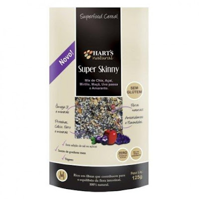 Super Skinny Mix  Fibras e Antioxidantes Harts