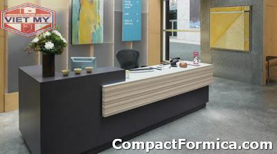 nội thất văn phòng formica cao cấp