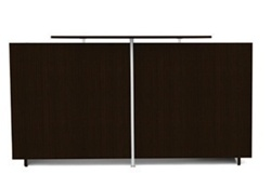 Cherryman Verde Series Reception Desk