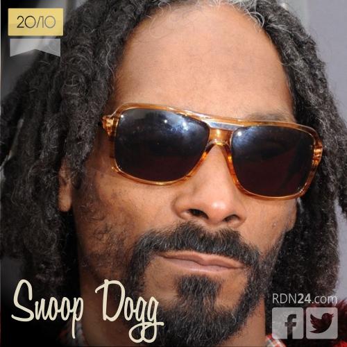 20 de octubre   Snoop Dogg - @SnoopDogg   Info + vídeos