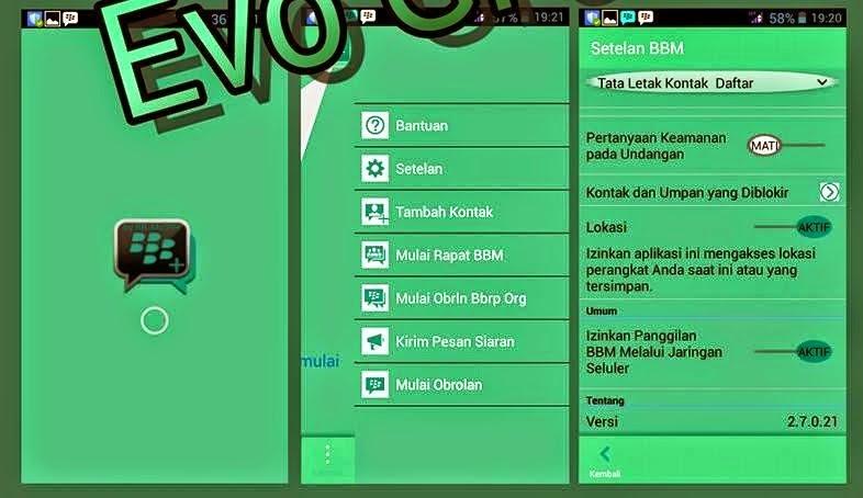 BBM MOD V2.7.0.21 Terbaru - http://jembersantri.blogspot.com