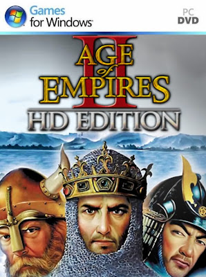 Age of Empires II: HD Edition PC Cover
