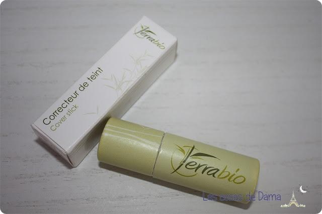 Terrabio maquillaje ecológico y natural