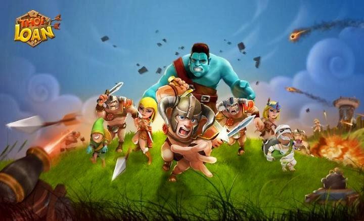 game MOO chiến thuật Thời Loạn chinh phục game thủ trên kho game Zing Appstore ngay từ teaser đầu tiên.