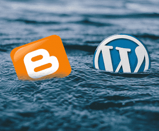 Pilih Blogger Atau Wordpress? Mana Yang Lebih Bagus Untuk Blog?