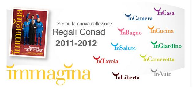 Raccolta punti Conad 2011 2012