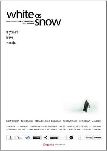 filme branco como a neve kar beyaz turquia poster cartaz
