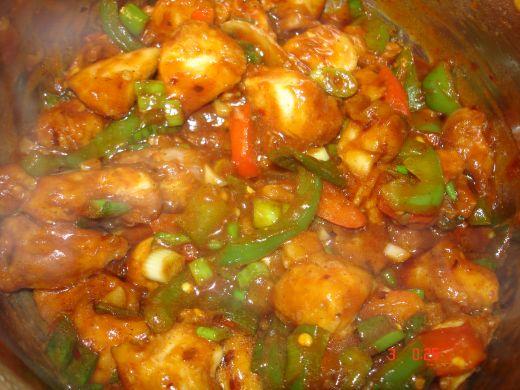 Chicken dinner recipe for 1