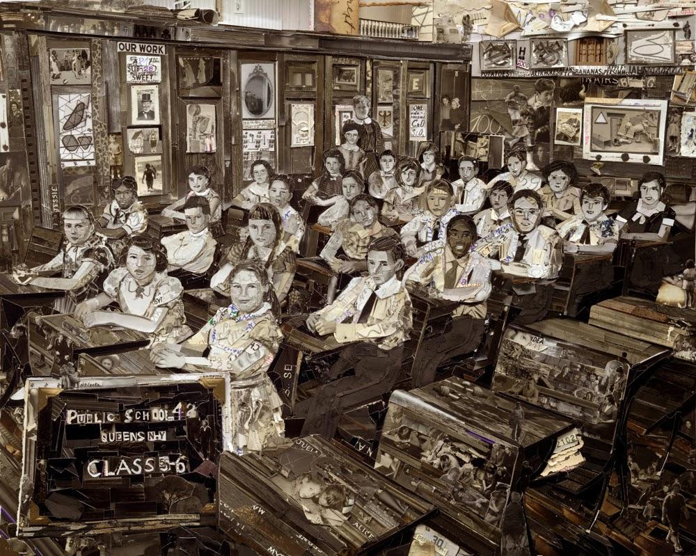 05-Classroom-Photo-Album- Vik-Muniz-www-designstack-co