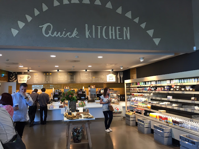 Quick Kitchen shop at Gloucester Services
