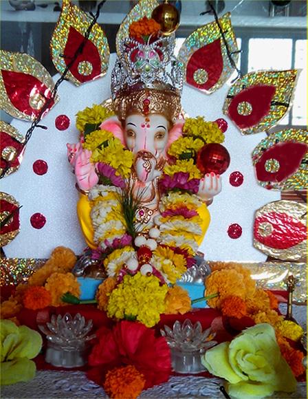 Ganpati Bappa Morya.......Ganesh Festival Greetings