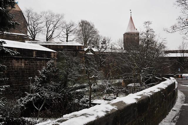 Norimberský hrad // Nuremberg Castle