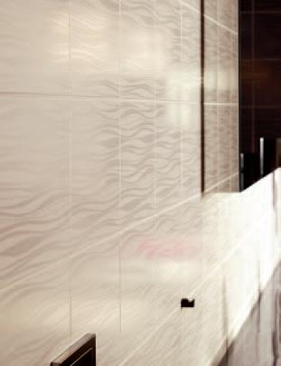 Luna - płytki do łazienki z Cersanitu