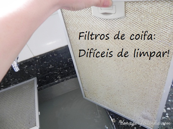 Como limpar filtros de coifas - elimine a gordura acumulada!