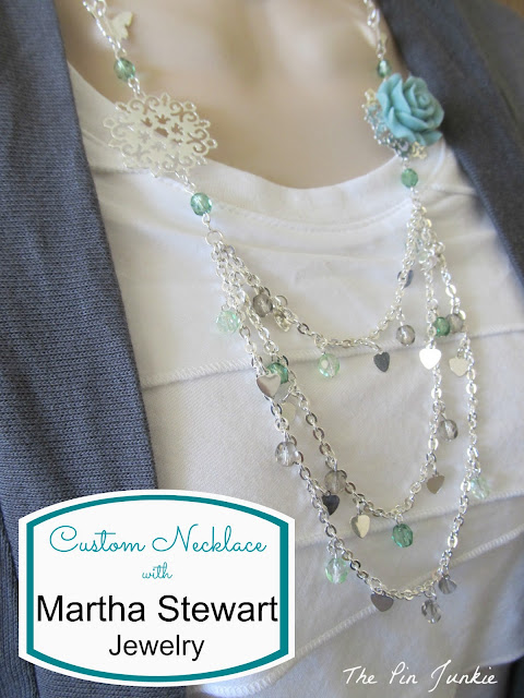 Craft Custom Necklace Martha Stewart
