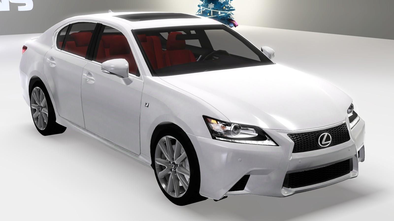 Qual carro não tem no Need que deveria ter? - Página 3 2013+Lexus+GS+350+F+SPORT