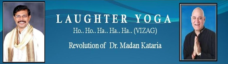 LAUGHTER YOGA - ho ho ha ha ha (VIZAG) - Revolution of Dr. Madan Kataria