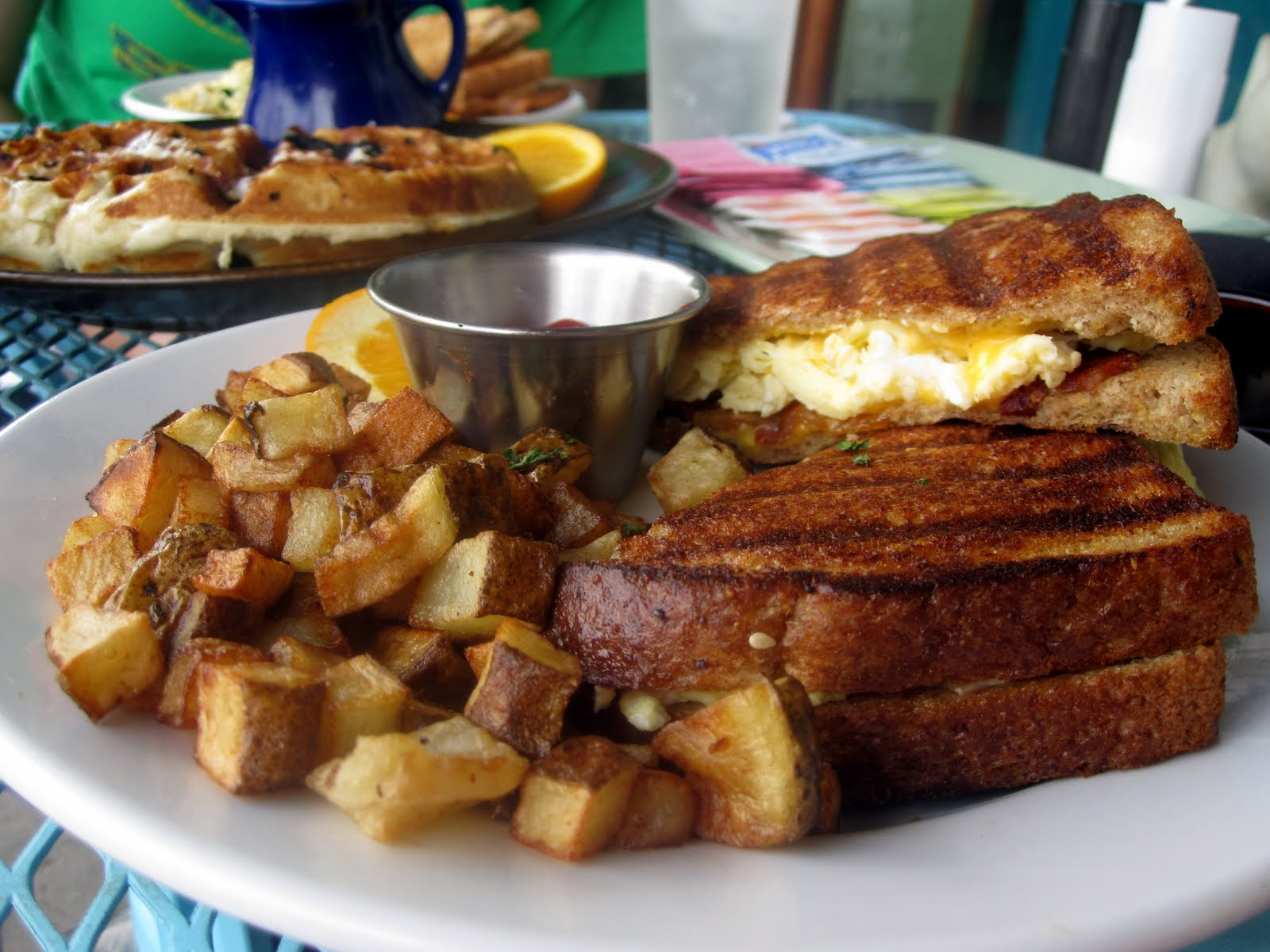 Breakfast Panini Recipes — Dishmaps