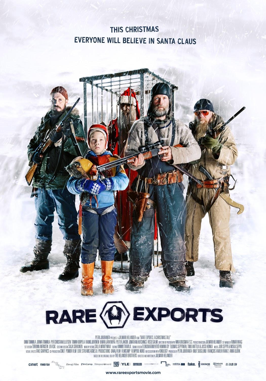 """ESPECIAL NAVIDAD. DIA 7: """"Rare Exports. A Christmas Tale"""" (2010) de Jalmari Helander."""
