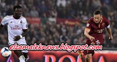 ملخص مباراة روما وميلان 2-0 [2014/4/26 ] الدوري الإيطالي   HD