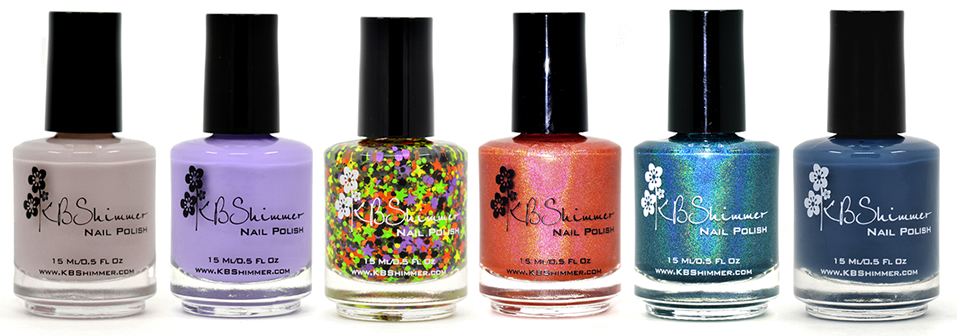 KBShimmer Fall Collection 2014