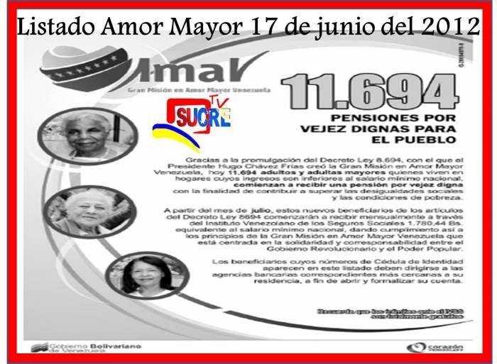 Estudiantil del estado LARA: pensionados-Amor-Mayor-UN-17-06-2012