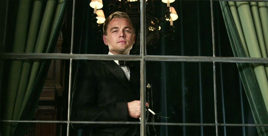 Green Light Great Gatsby 2013