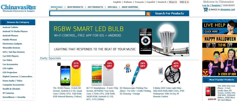 buying wholesale electronics