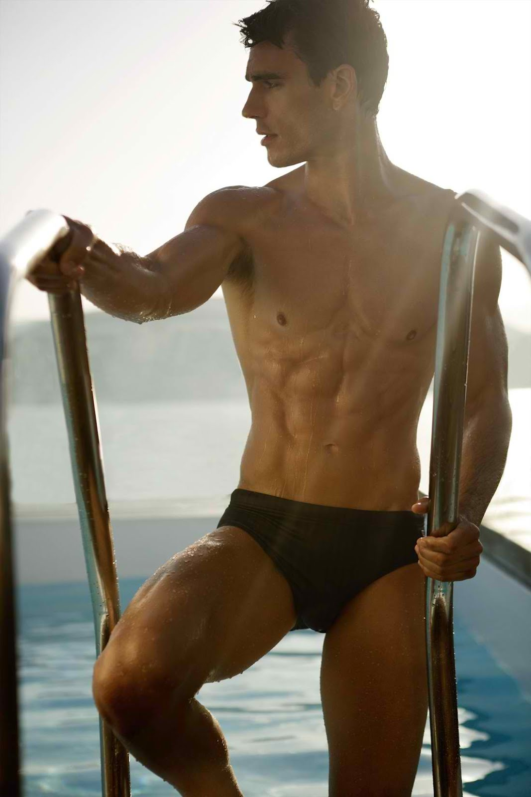 Josh Kloss Impetus Swimwear 2012 4 Megan Fox to Join Judd Apatow's Knocked Up Spin Off