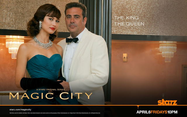 magic city 2012 poster