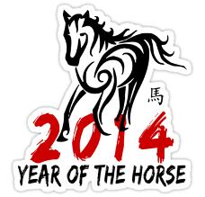 Chinese New Year 2014 | Year of Horse