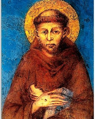 800 anni<br>con san Francesco