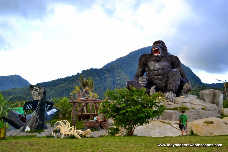 King Kong at Campuestohan Highland Resort