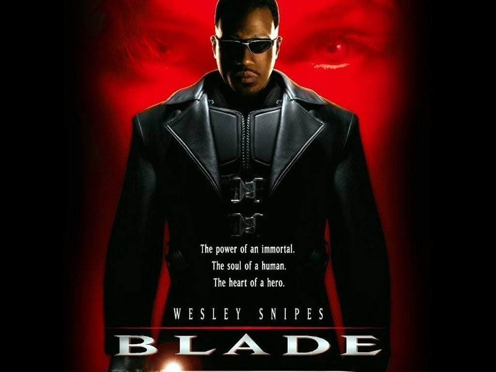 vampire killer blade full movie
