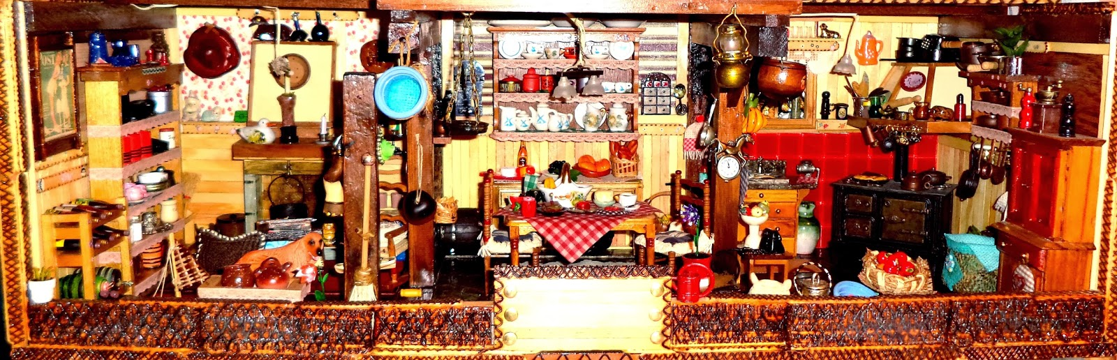 Armario Organizador Plastico ~ Artesanato e Miniaturas